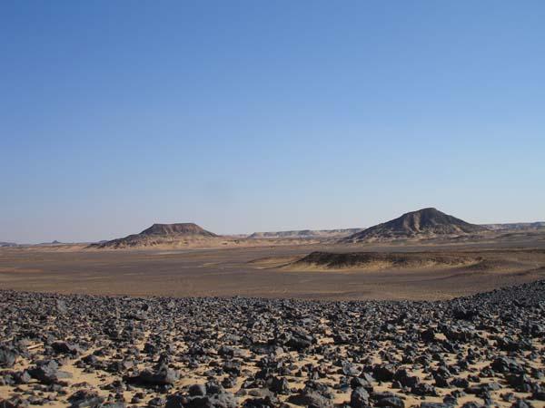 الصحراء السوداء