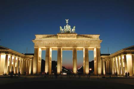 بواية براندنبورج ـ برلين، ألمانيا