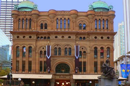 مبنى الملكة فيكتوريا ـ سيدني