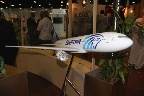 مصر للطيران ـ معرض الرياض للسفر