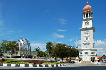 مدينة جورج تاون ـ بينانج، ماليزيا