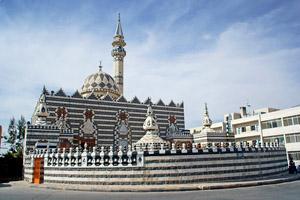 مسجد أبو درويش في عمّان ـ الأردن