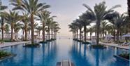 مسبح فندق قصر البستان ـ مسقط، عُمان
