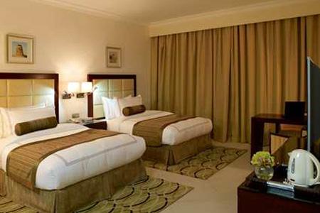 """غرفة فندق """"دوبل تري"""" من هيلتون في رأس الخيمة"""