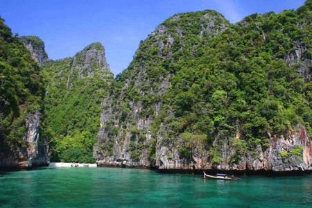 جزيرة في في، تايلاند