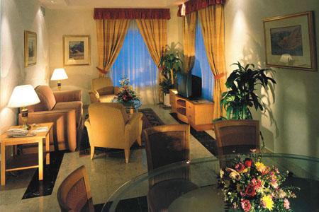 """غرفة """"مركز ورزيدنس البستان"""" ـ دبي"""