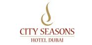 شعار فندق سيتي سيزونز دبي