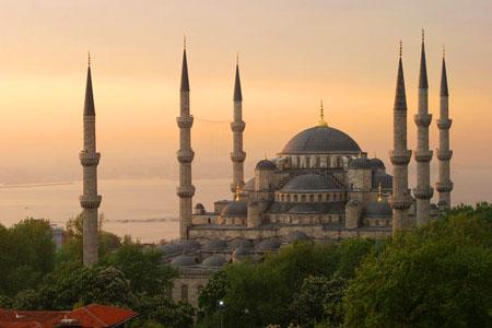 الجامع الأزرق (السلطان أحمد) ـ إسطنبول، تركيا