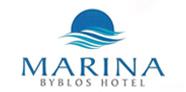 شعار فندق مارينا بيبلوس ـ دبي