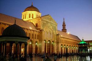 الجامع الأموي في دمشق ـ سوريا