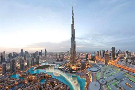 برج خليفة، دبي