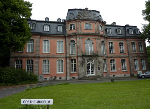 متحف جوته ـ دوسلدورف، ألمانيا