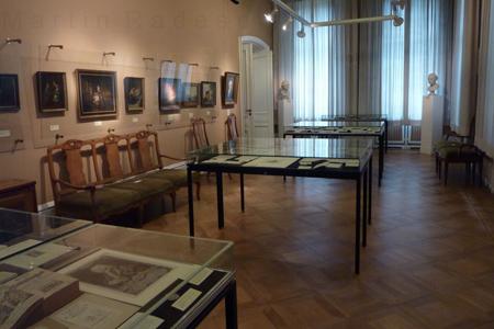 داخل متحف جوته ـ دوسلدورف، ألمانيا