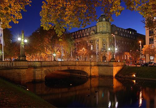 """شارع """"كونيغسآليه""""ـ دوسلدورف، ألمانيا"""