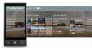 تطبيق فنادق إنتركوننتال لهواتف ويندوز فون
