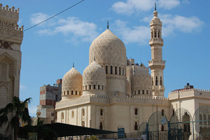 مسجد أبو العباس المرسي، الأسكندرية ـ مصر