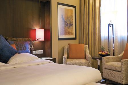 غرفة فندق ابن بطوطة جيت ـ دبي