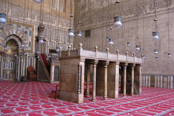 جامع ومدرسة السلطان حسن، القاهرة