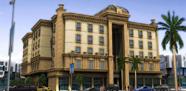فندق كورال الظهران من الخارج
