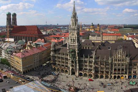 ميونيخ ، ألمانيا