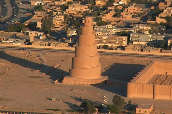 المئذنة الملوية، سامراء ـ العراق