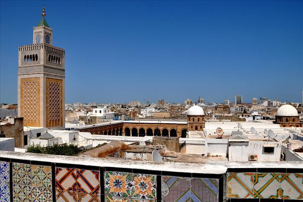 جامع الزيتونة، تونس