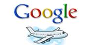 أداة جوجل للبحث عن رحلات الطيران google flights search