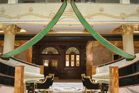 """بهو فندق """"جراند إكسلسيورـ البرشاء"""" ، دبي ـ الإمارات"""
