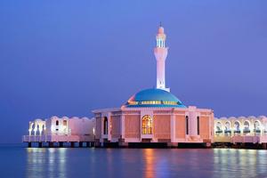 مسجد الرحمة ، جدة ـ السعودية