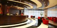 بهو فندق سمايا ديرة ، دبي