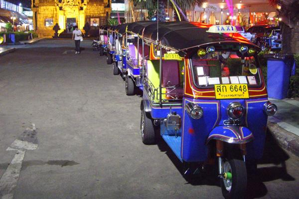 التك تك ـ تايلاند