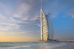 فندق برج العرب، دبي، امارت