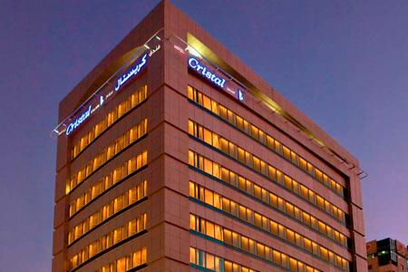 فندق كريستال سلام أبوظبي