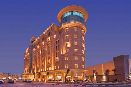 مبنى فندق ميلينيوم الدوحة