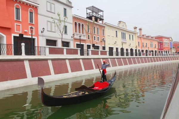 قرية فلورينتا Florentia Village الصين