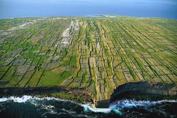 جزر آران، ايرلندا