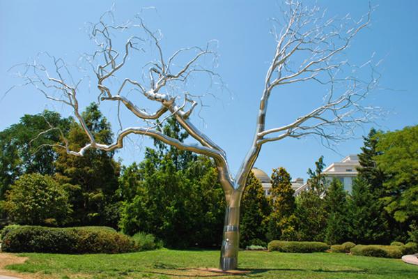 National Sculpture Garden حديقة التماثيل الوطنية، واشنطن