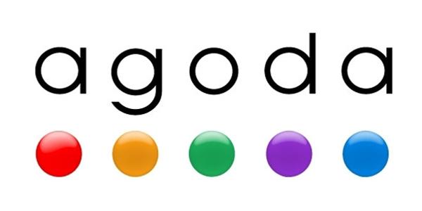 """شعار موقع """"اجودا.كوم"""" لحجز الفنادق"""