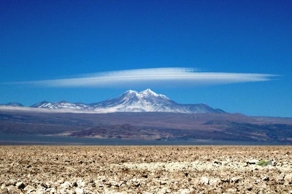 صحراء أتاكاما ، شيلي