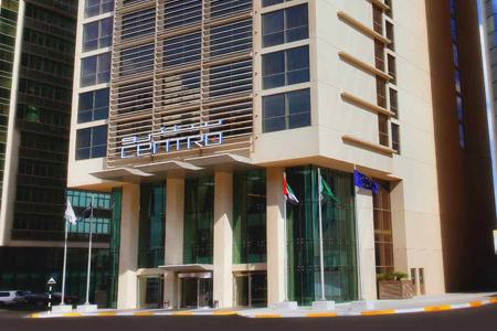 """فندق """"سنترو المنهل أبوظبي"""""""