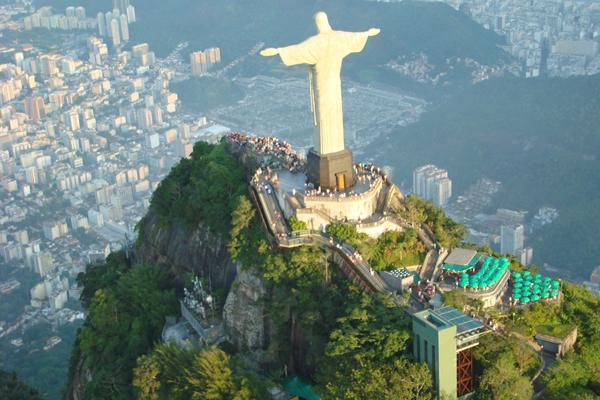 تمثال المسيح، ريو دي جانيرو