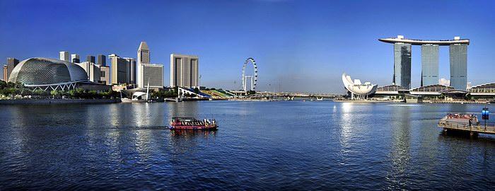 صورة بانورامية لأهم المعالم التي ستراها أثناء الرحلة النهرية