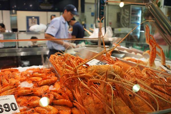 سوق السمك، سيدني ـ أستراليا