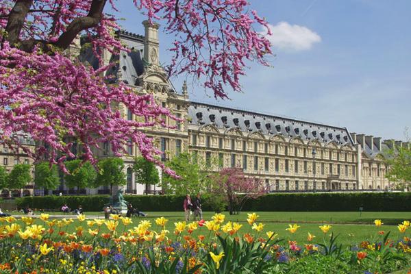 حديقة التويلرى، باريس، فرنسا