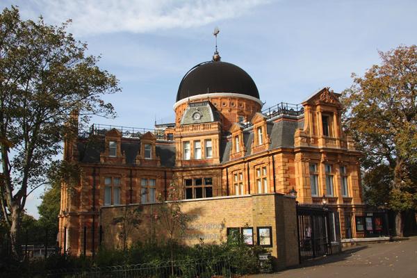 المرصد الملكي، جرينتش ـ لندن
