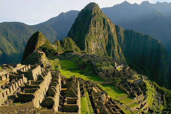 """هويانا بيشتو """"Huayna Picchu"""" ماتشو بيتشو، بيرو"""