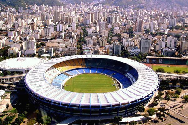 استاد ماراكانا، ريو دي جانيرو ـ البرازيل