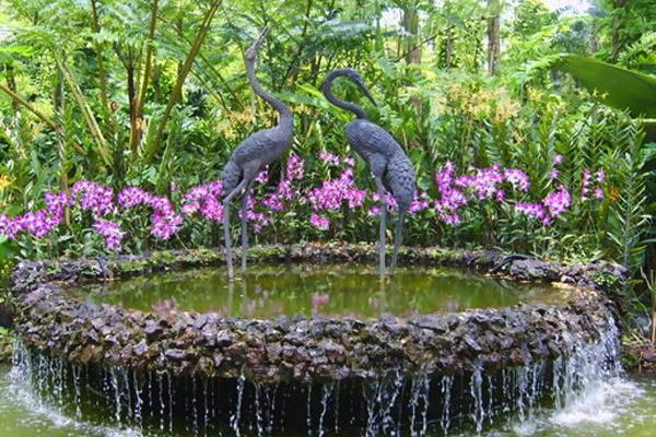 حدائق سنغافورة النباتية، سنغافورة