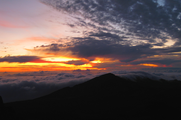 ���� ������� ����� ����� ����� sunrise_in_haleakala