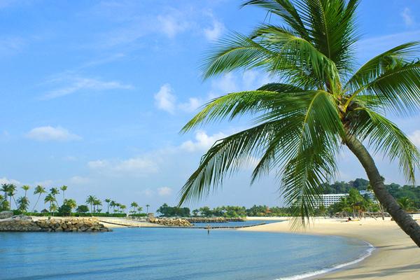 الشواطئ الجنوبية لتايلاند